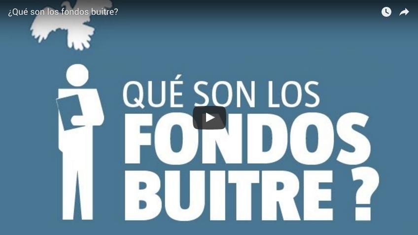 Nosotros y las finanzas globales: de Buitres y Cortes