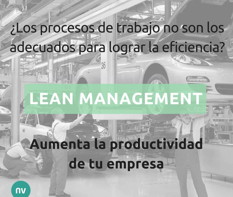 Introducción al Modelo Lean Management